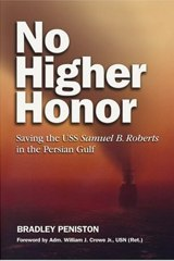 No Higher Honor by Bradley Peniston
