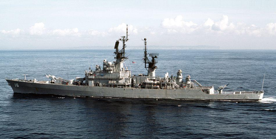 USS Leahy