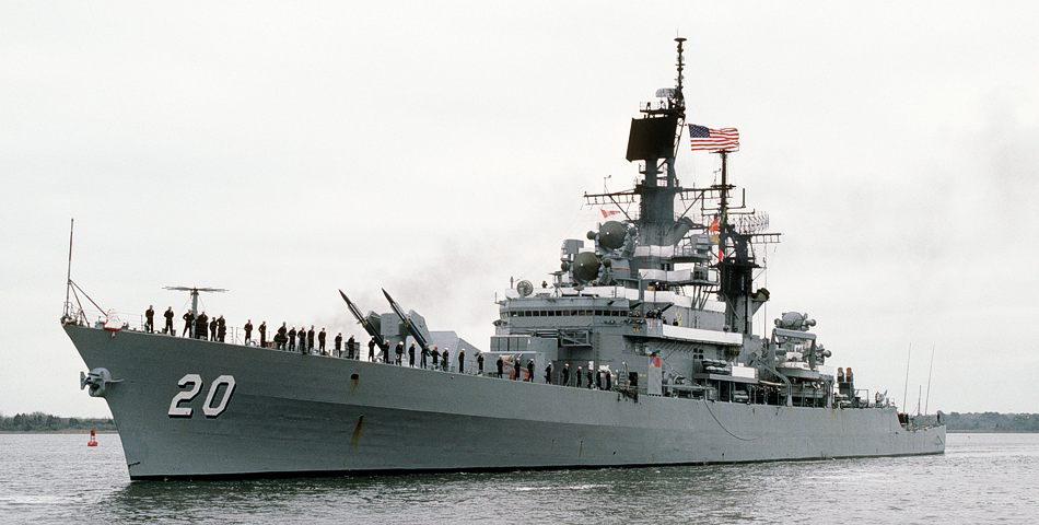 USS Richmond K. Turner