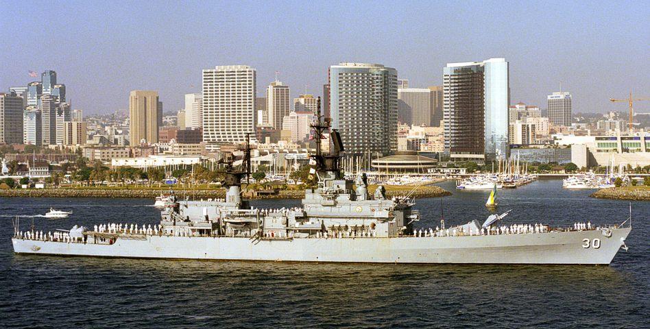 USS Horne