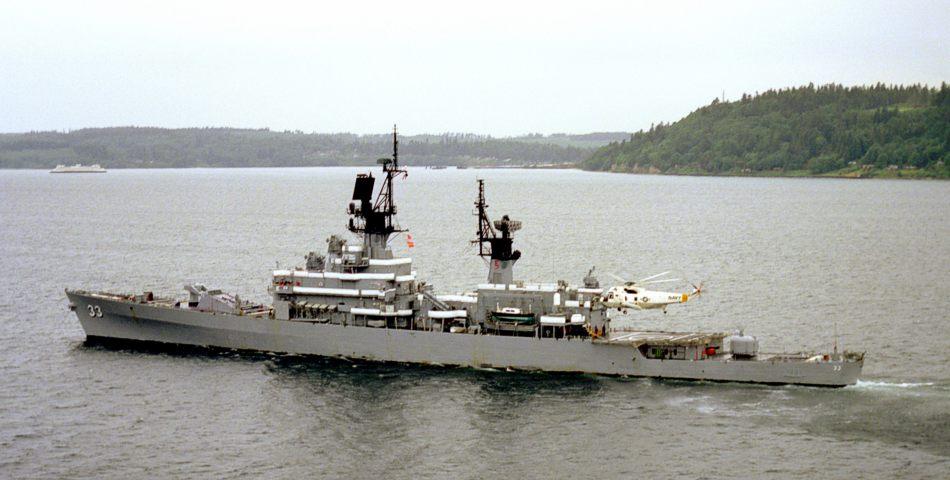 USS Fox