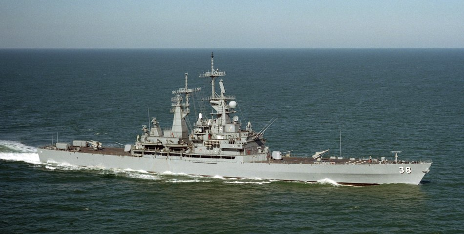 USS Virginia.