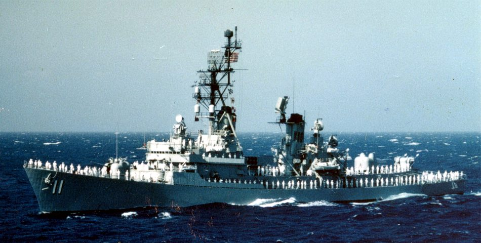 USS Sellers