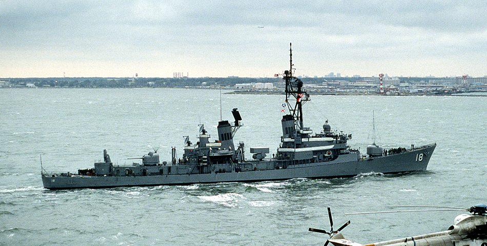 USS Semmes
