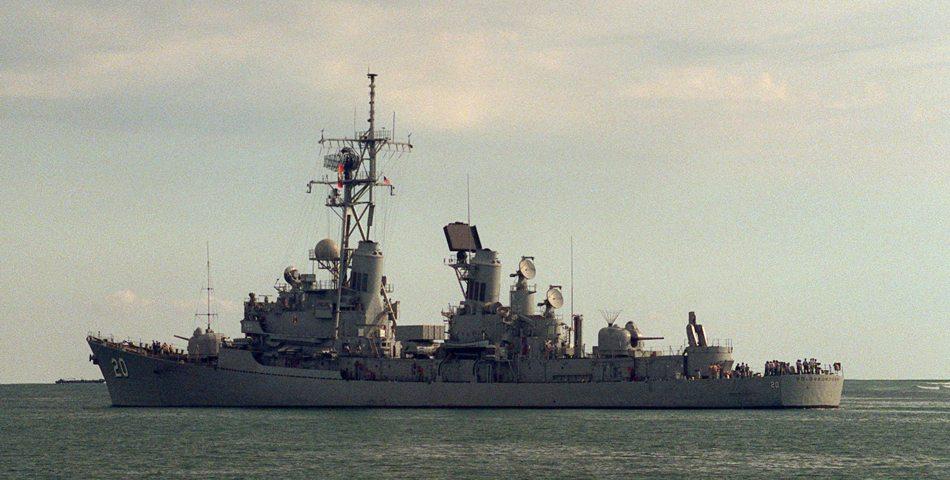 USS Goldsborough