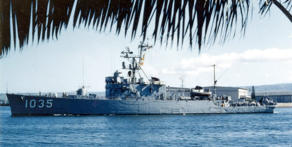 USS Charles Berry
