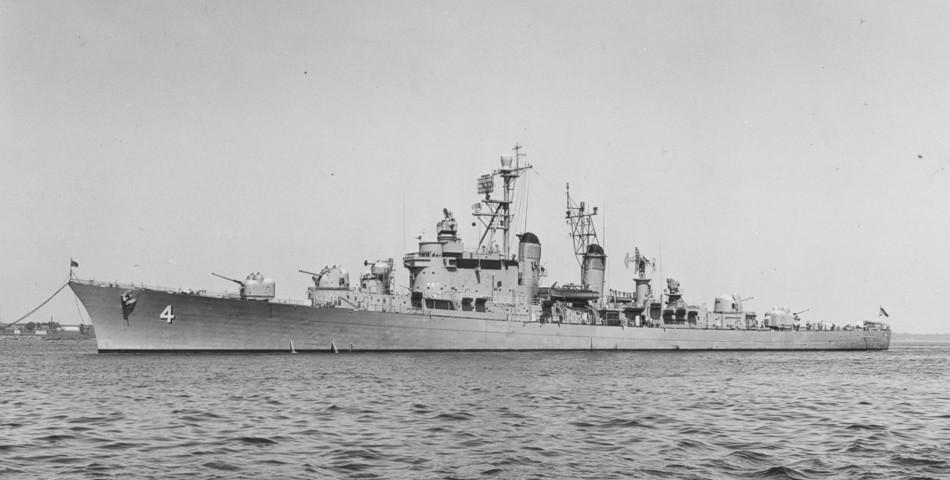 USS Willis A. Lee