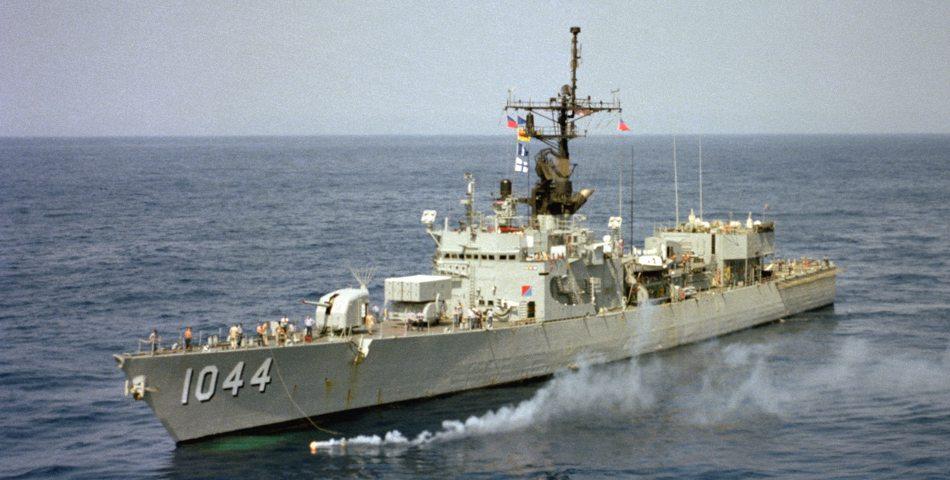USS Brumby