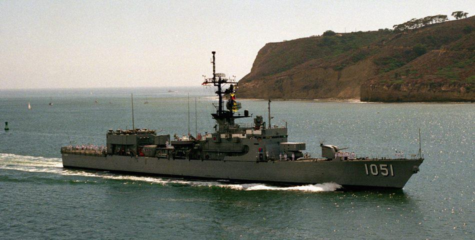 USS O'Callahan.