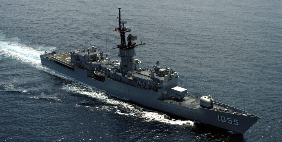USS Hepburn