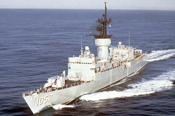 USS Rathburne