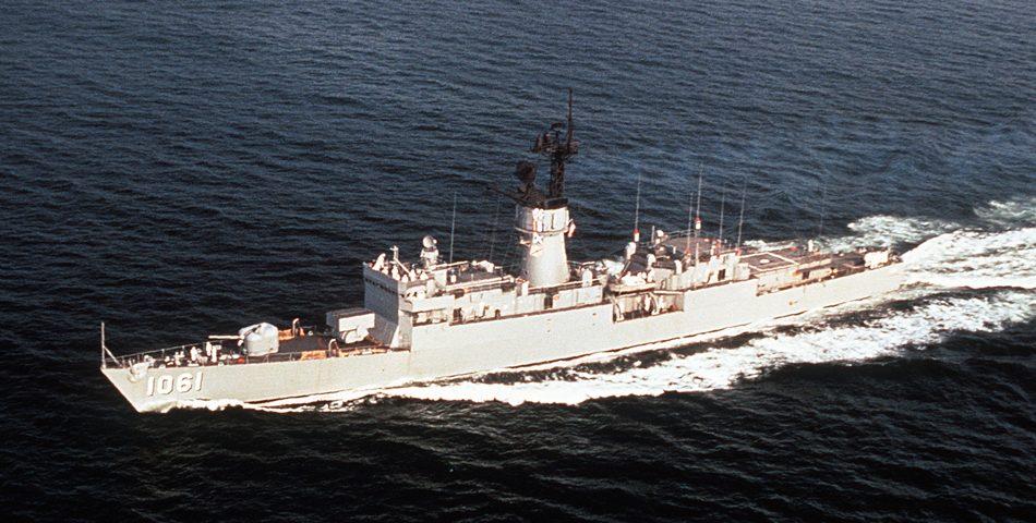 USS Patterson