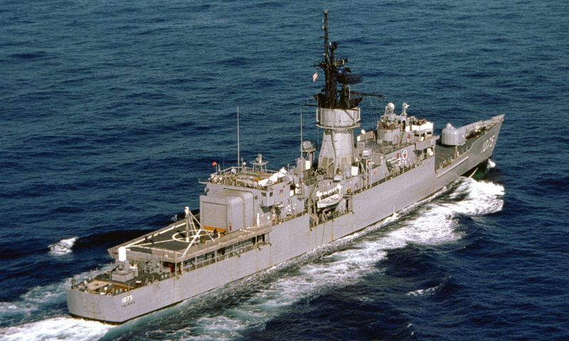 USS Trippe