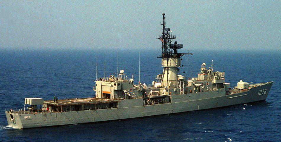 USS Joseph Hewes