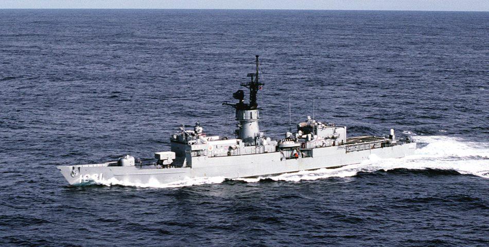USS Aylwin
