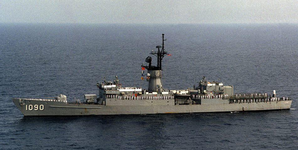 USS Ainsworth