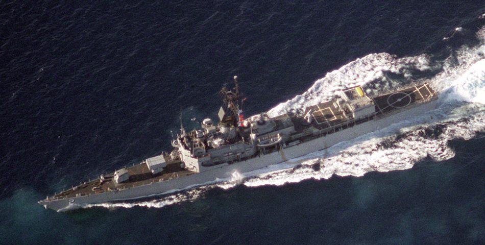 USS Brooke