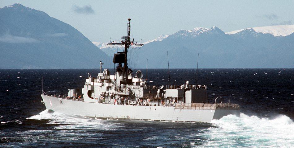 USS Talbot