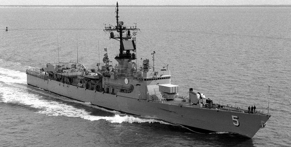 USS Richard L. Page