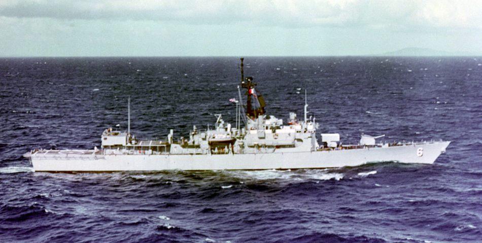 USS Julius A. Furer