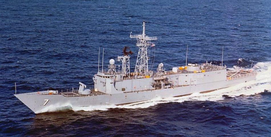 USS Oliver Hazard Perry