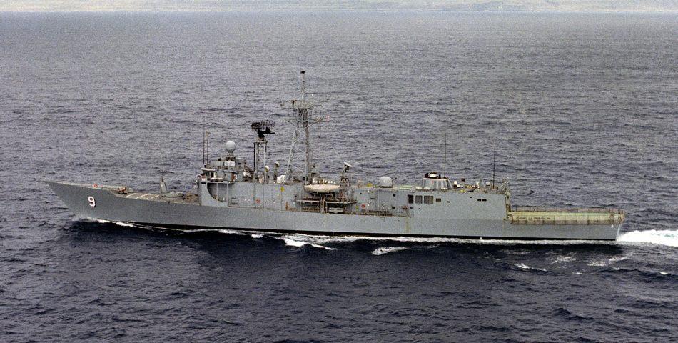USS Wadsworth