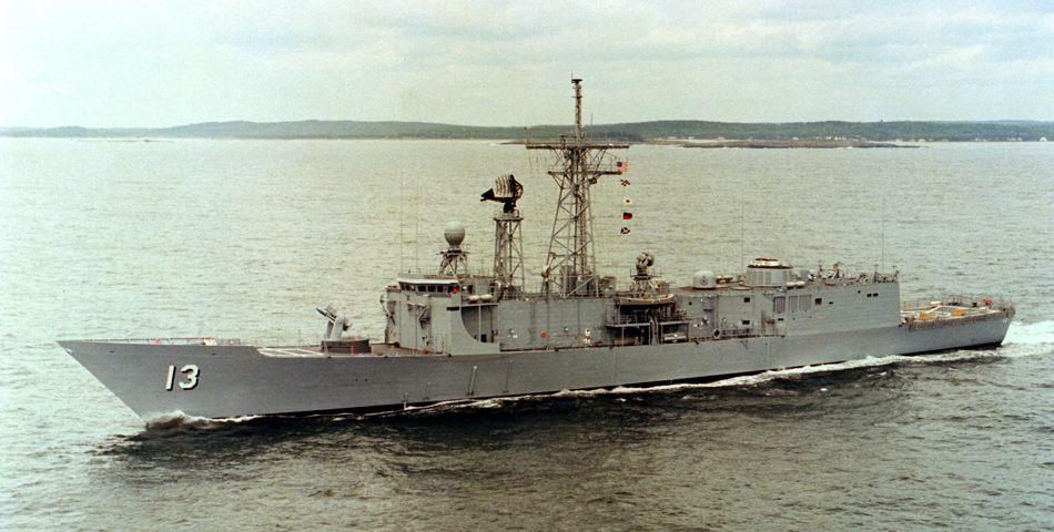 USS Samuel Eliot Morison