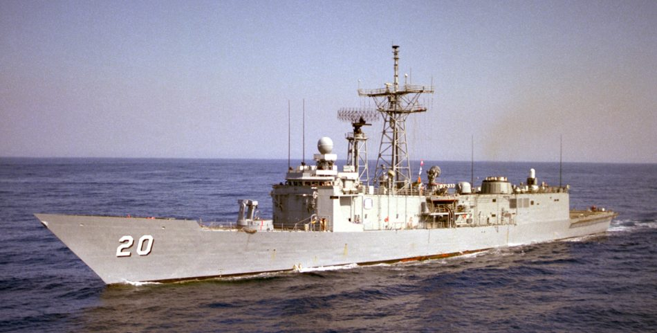 USS Antrim