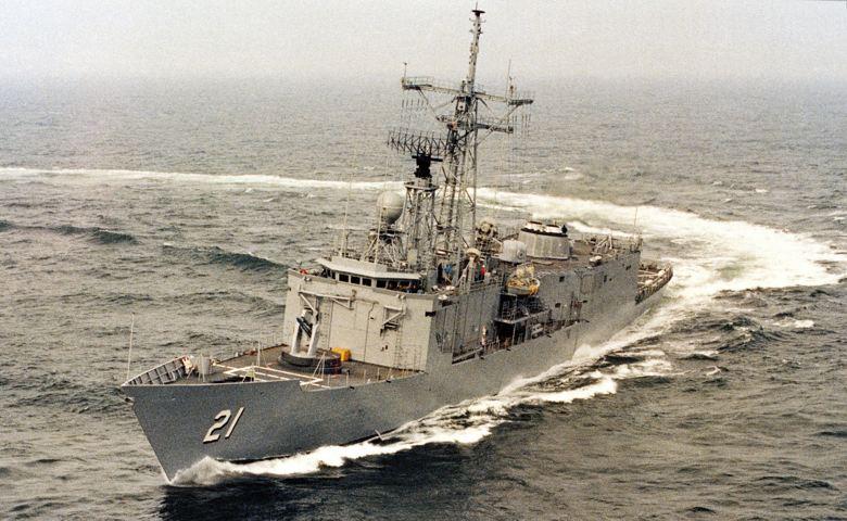 USS Flatley