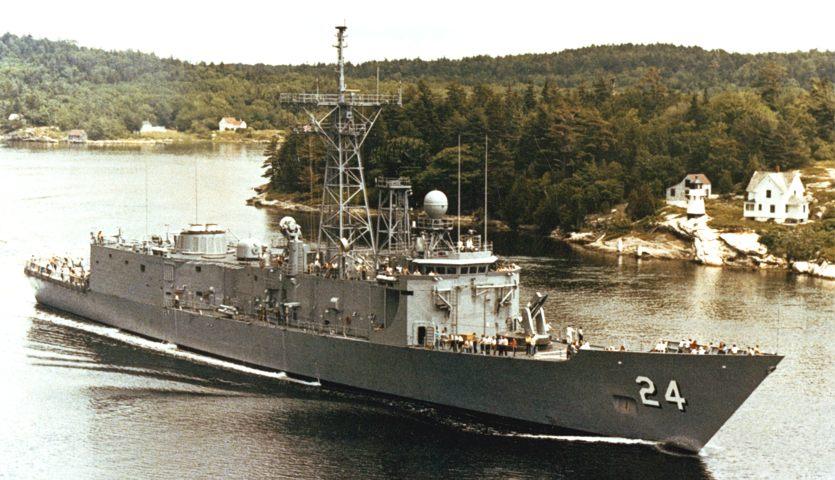 USS Jack Williams