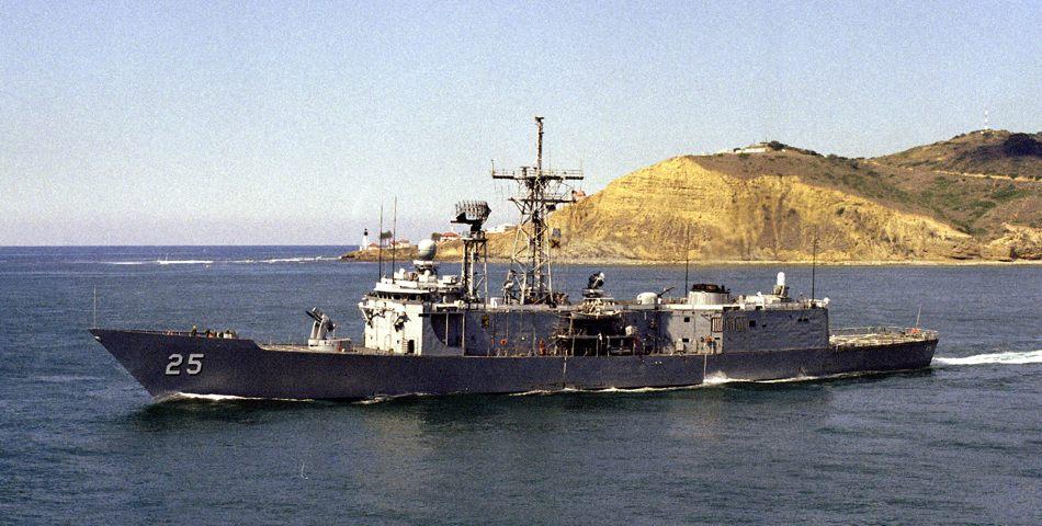 USS Copeland