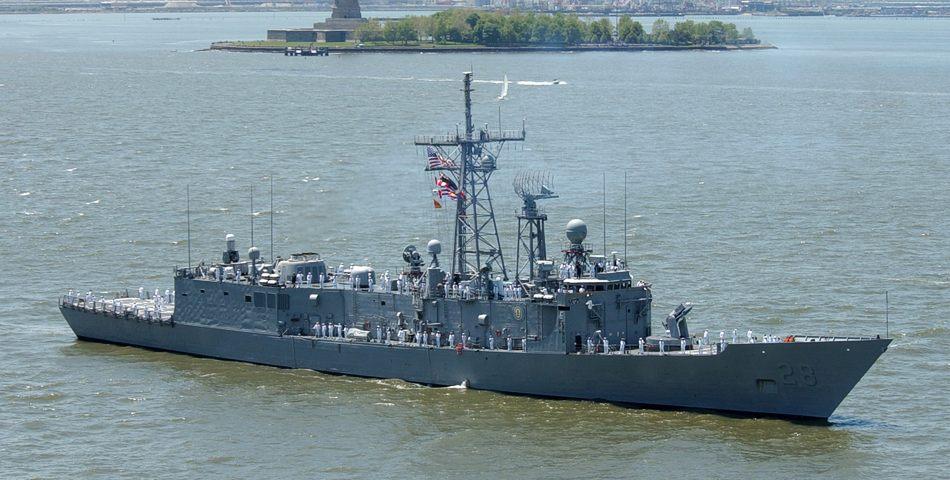 USS Boone