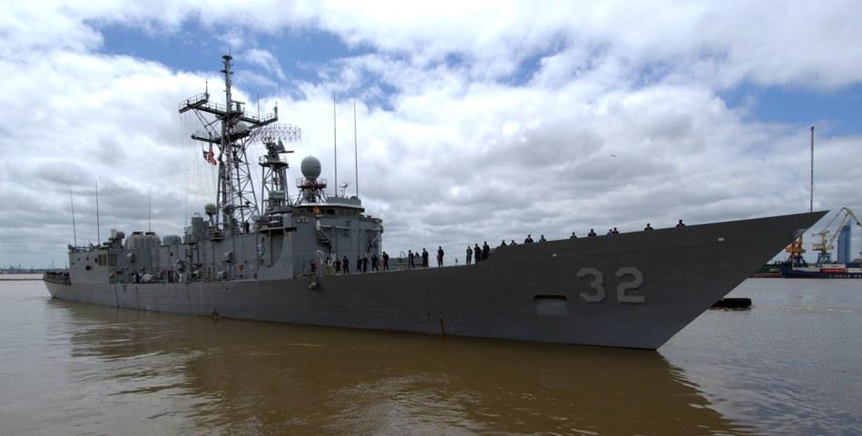 USS John L. Hall