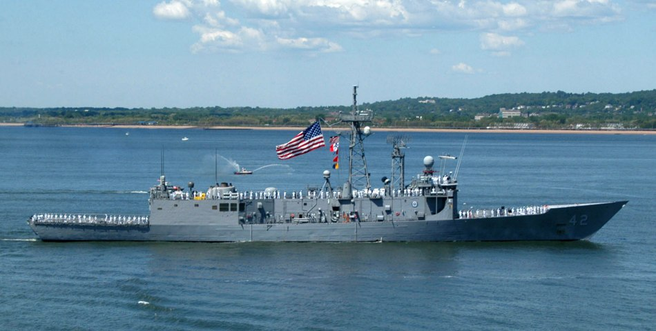 USS Klakring