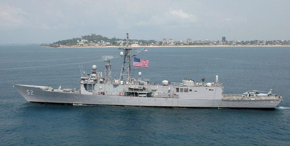USS Carr