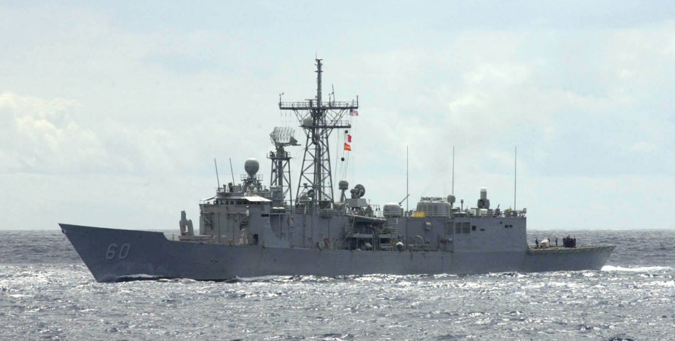 USS Rodney M. Davis