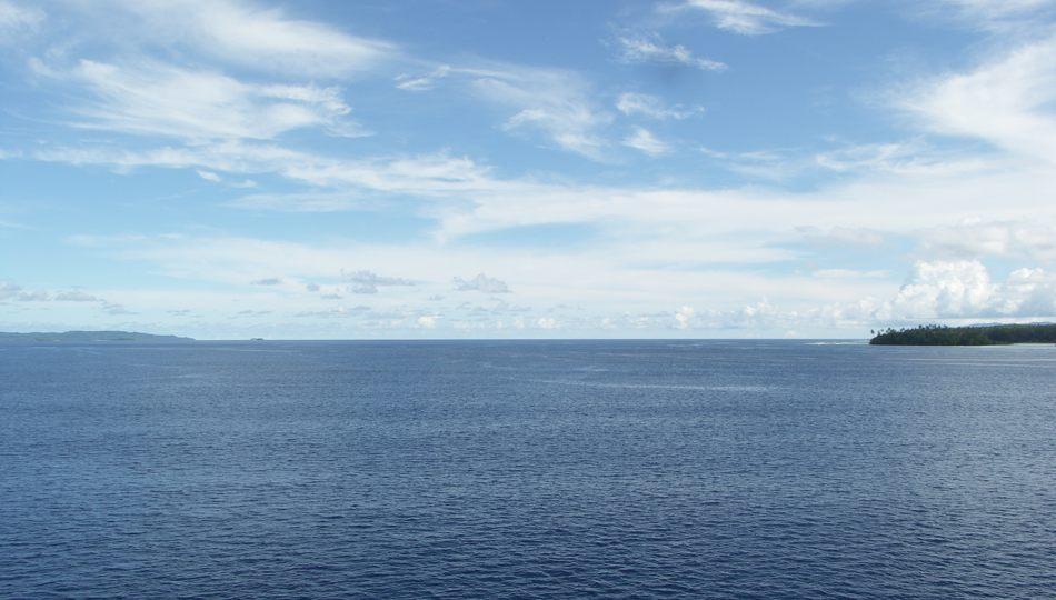 Gizo Strait
