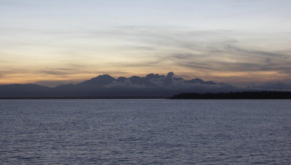 Empress Augusta Bay