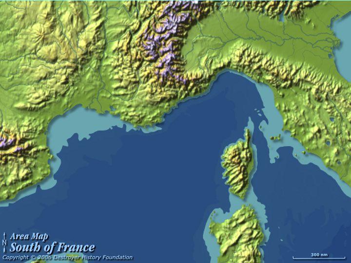 >South France