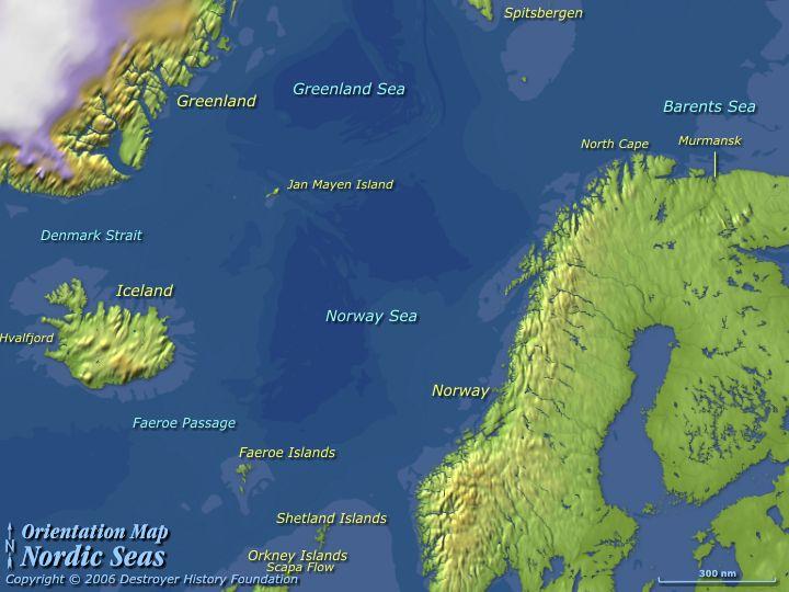 Nordic Seas