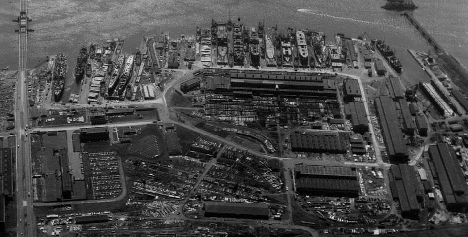 Federal Shipbuilding & Dry Dock Co., Kearny, New Jersey