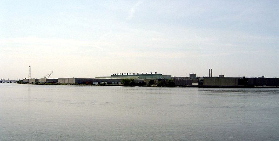 River Terminal Developmemt, Kearny, New Jersey