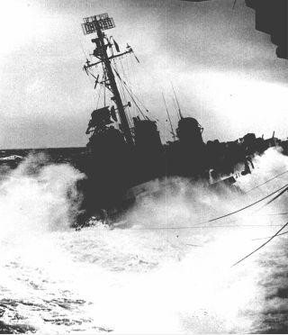 Fueling at sea