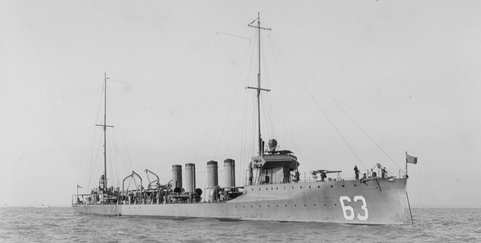 USS Sampson