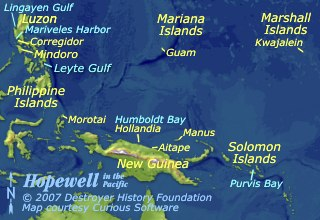 Hopewell in the Pacific