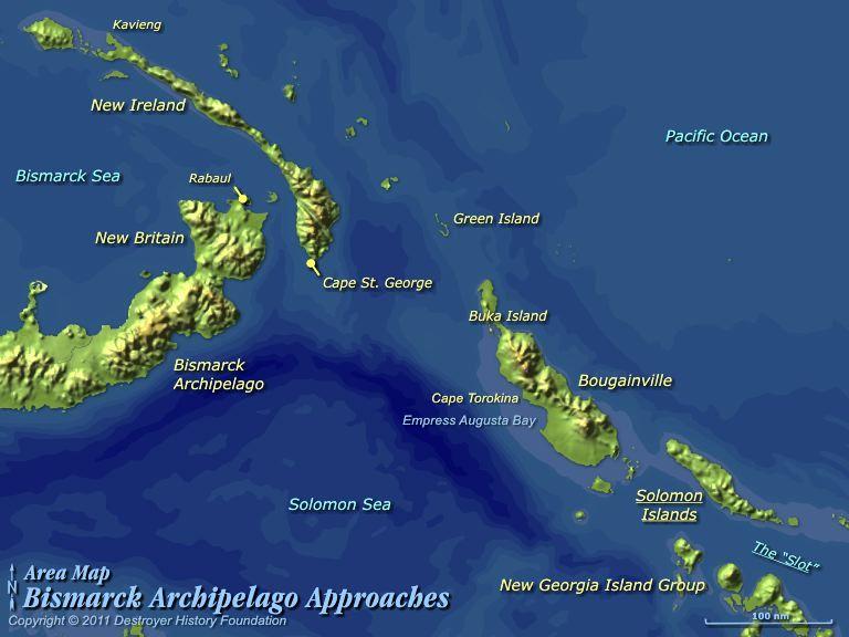 Bismarck Archipelago