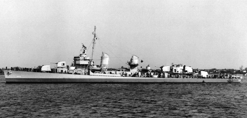 USS Radford