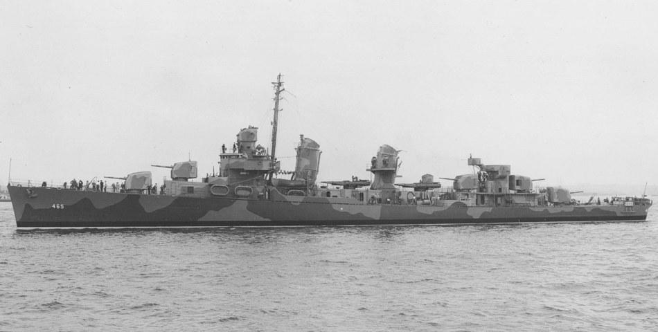 USS Saufley