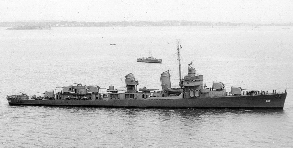 USS Strong