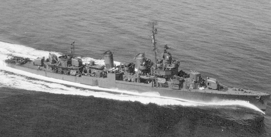 USS Bennett